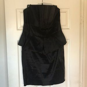 Forever 21 Black After 5/Cocktail Dress -Plus Size